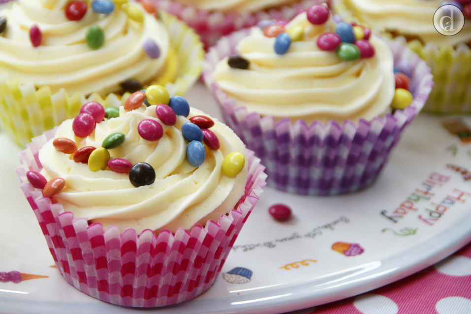 Gluten Free Cup Cakes